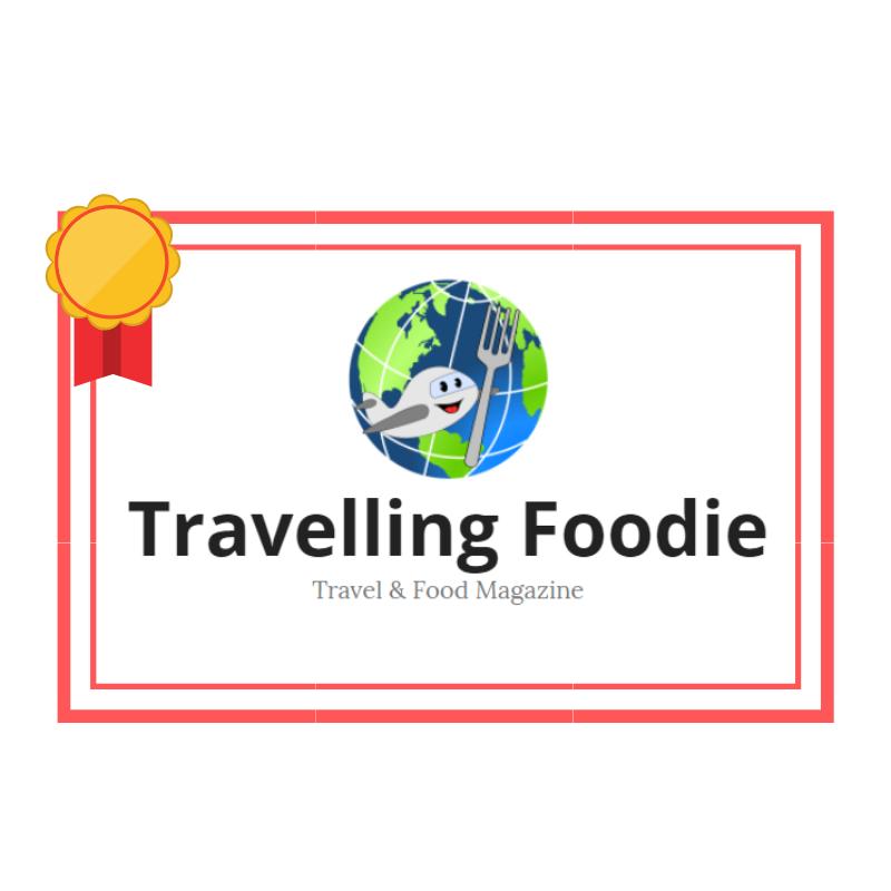 Travelling foodie