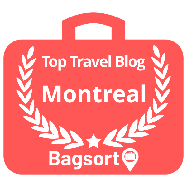 Badge Top blog Montreal