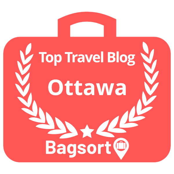 Badge Top blog Ottawa
