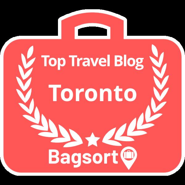Badge Top blog Toronto